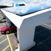 GM to Provide Chevy Dealers with Solar Canopies to Charge Volts